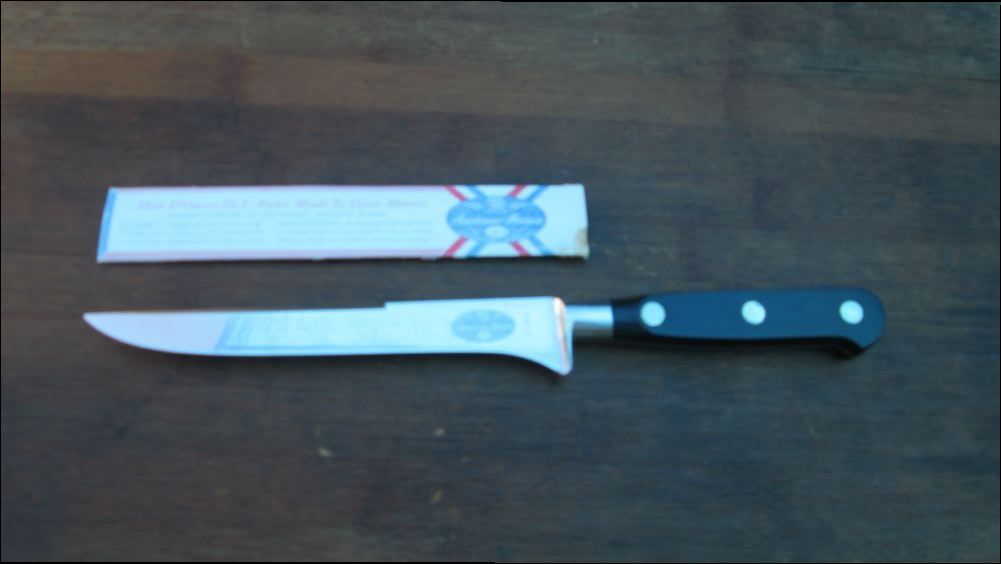 Chefs Do Knives Use Kind What