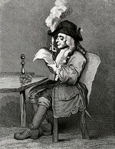 18th century man