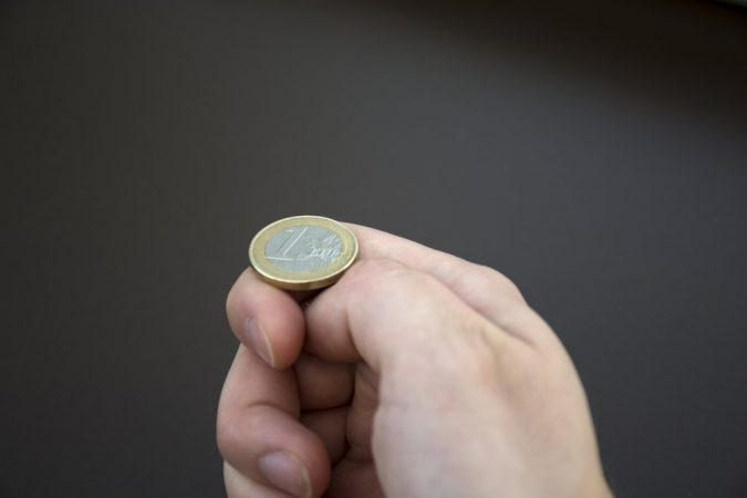 What's the most you ever lost in a coin toss?