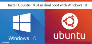 The Ubuntu Linux-Windows  Dual Boot Project – a KISS Guide.