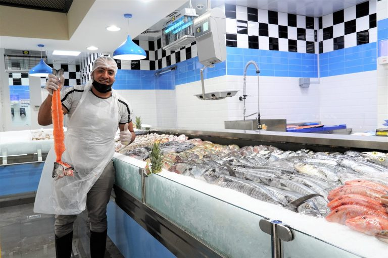 Seafood Section - RALS Hypermarket