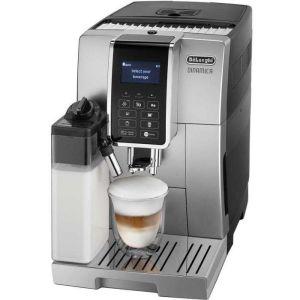 Espressor automat DeLonghi Dinamica ECAM 350.55.SB, 1450 W, 15 bar, Argintiu/Negru