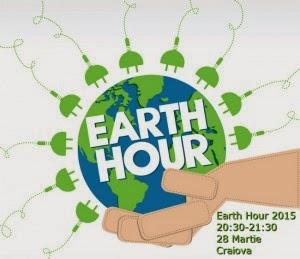 Earth Hour Craiova