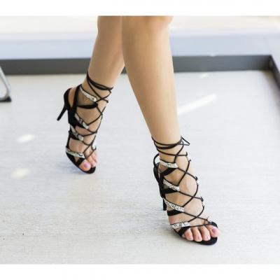 Sandale Fenaro Negre
