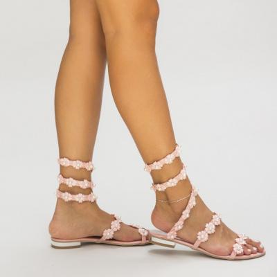 Sandale Perla Roz