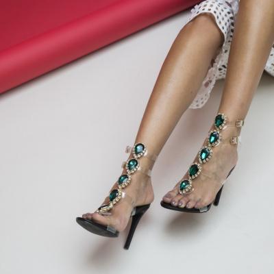 Sandale Star Negre