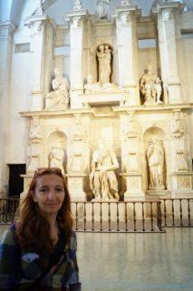 Moise Michelangelo San Pietro in Vincoli - Roma