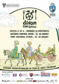 Divanul Degustatorilor de Film si Arta Culinara la editia a VI-a