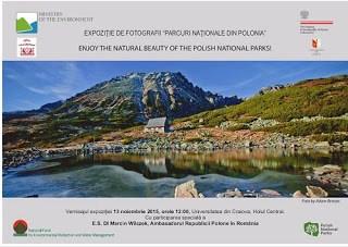 expozitia Parcuri Nationale din Polonia
