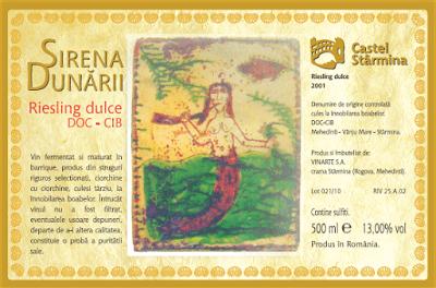 eticheta Sirena Dunarii