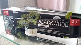 Splat Blackwood pentru cei puternici