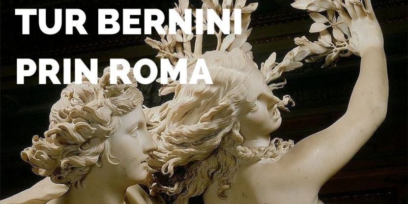 Tur Bernini prin Roma