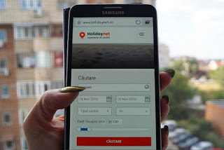 Holidaynet mobile friendly