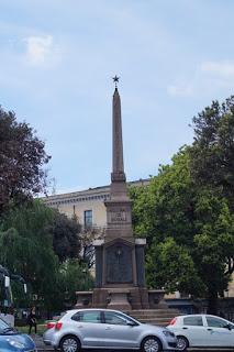 Obeliscul Dogali