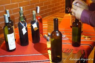 Degustare de vin la Crama Banu Maracine