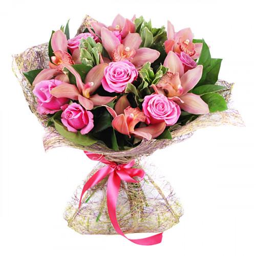 buchet_de_flori_trandafiri_orhidee