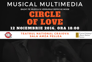 Depeche-isti uniti-va la Circle of Love!