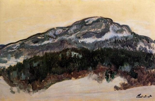 Zapada in picturile a trei impresionisti: Claude Monet, Alfred Sisley, Camille Pissarro