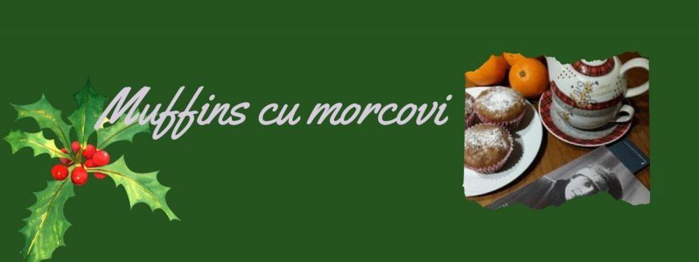 Muffins cu morcovi (1)