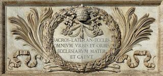 """""""Omnium Urbis et Orbis Ecclesiarum Mater et caput """""""
