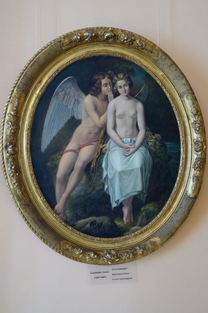 Lucrari de mare valoare cuprinse in Muzeul de Arta - Craiova