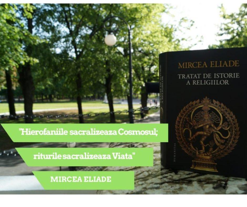 Mircea Eiade- Tratat de istorie a religiilor - recenzie