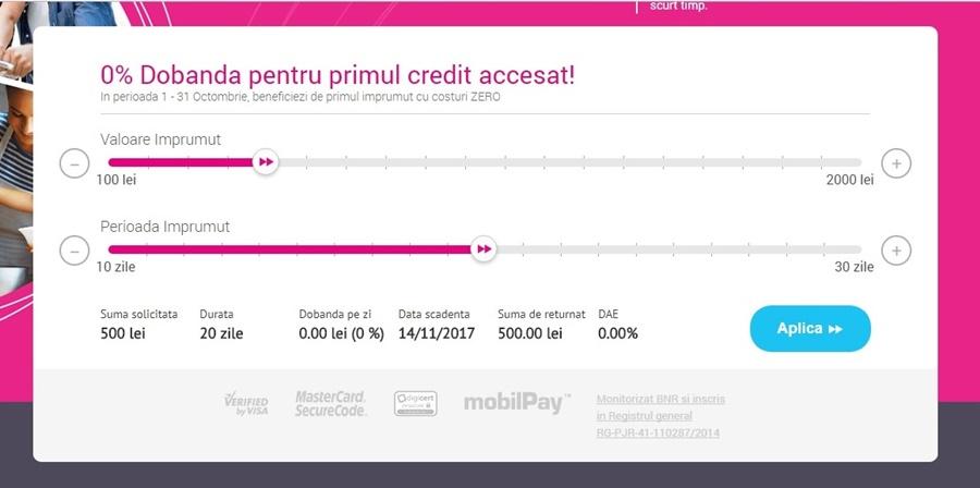 Credit rapid online transparent. Unde? Ce? Cum? Vreau si eu!