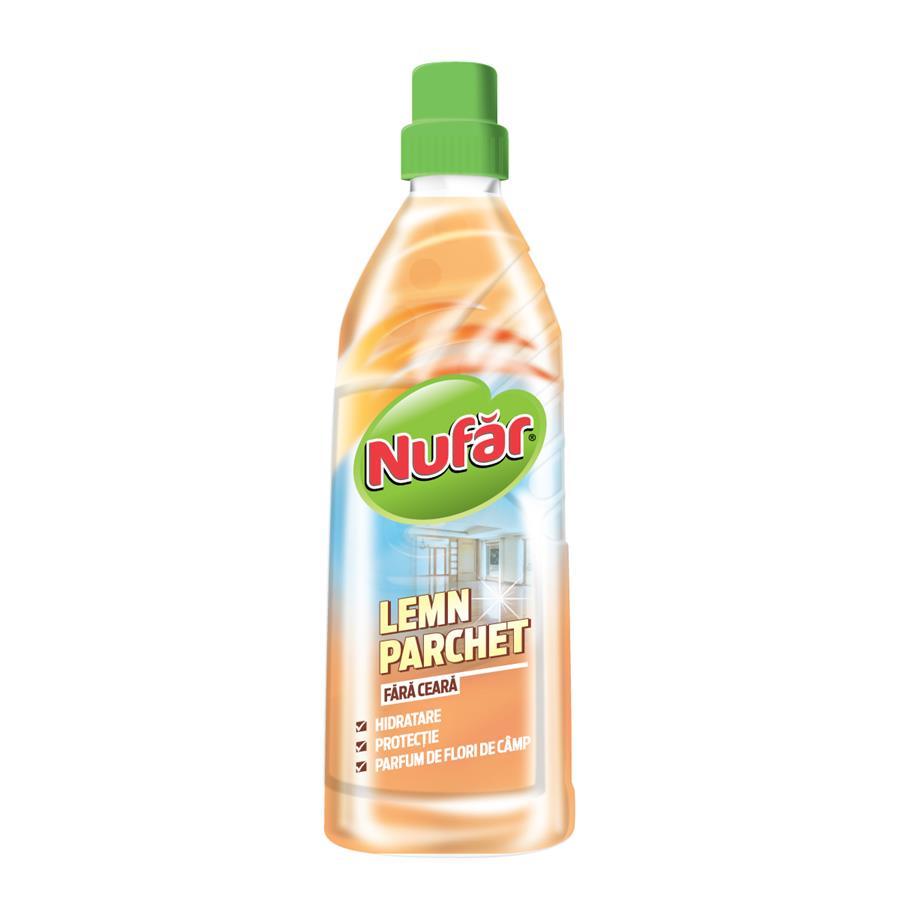 Nufăr Lemn-Parchet fără ceară 750 ml