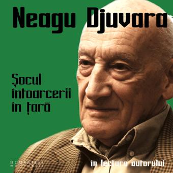 Audio book 2CD Socul intoarcerii in tara - Neagu Djuvara