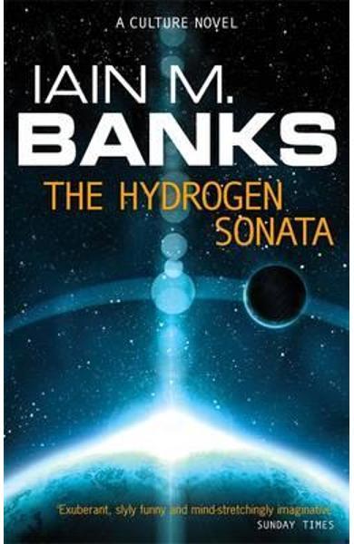 Hydrogen Sonata Iain Banks