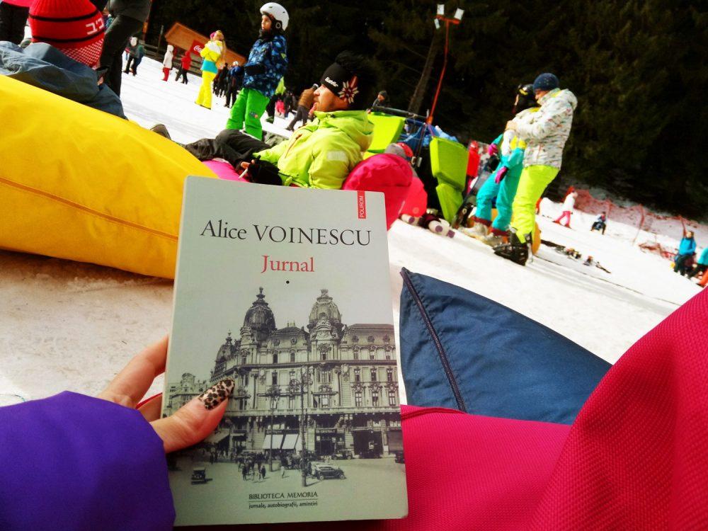 Pe partie cu Jurnal de Alice Voinescu