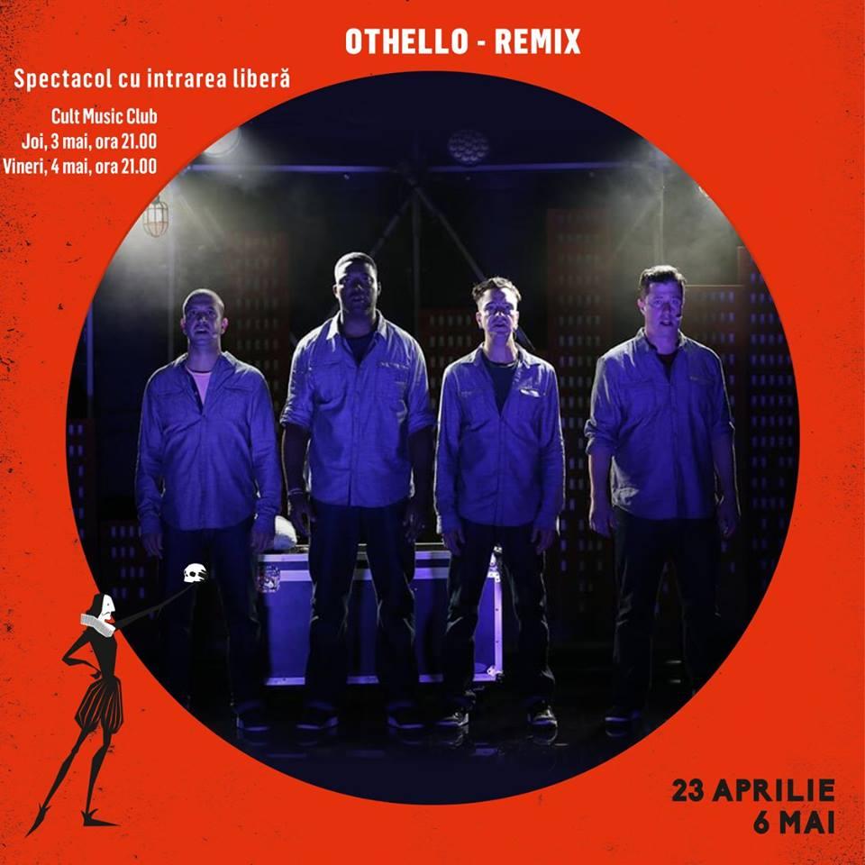 Q Brothers şi Chicago Shakespeare Theater prezintă Othello