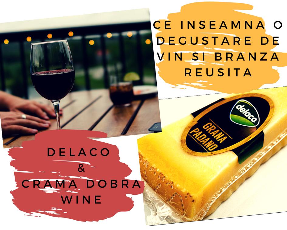 Ce inseamna o degustare de vin si branza reusita