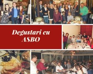 Degustari cu ASBO ASociatia Bloggerilor Olteni