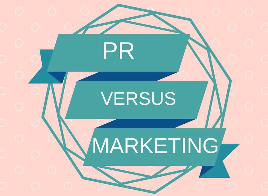 Relatii publice versus Marketing. 12 diferente majore.