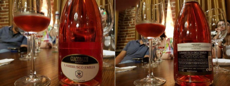 Lambrusco sau Prosecco? Ce preferi?