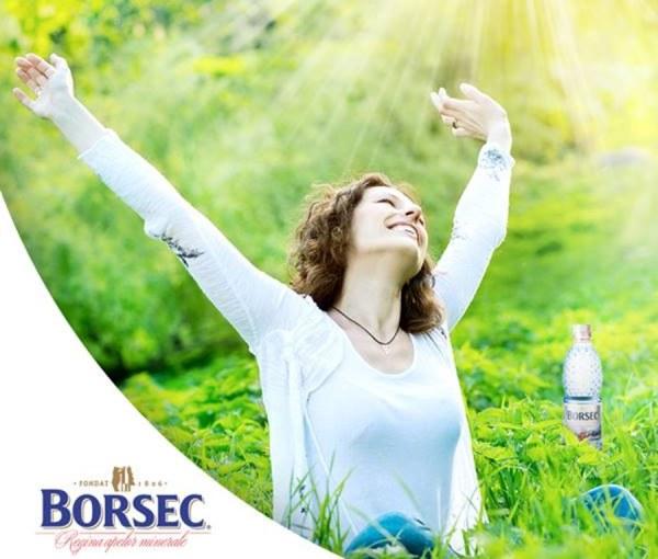 Borsec, Regina apelor minerale romanesti si caracteristicile sale esentiale