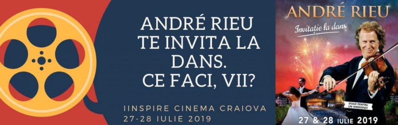 André Rieu te invita la dans. Ce faci, vii?