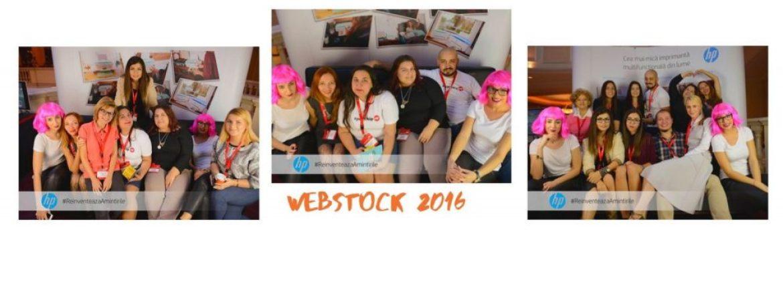 Bucuria, emotia ce insoteste Webstockul 2016