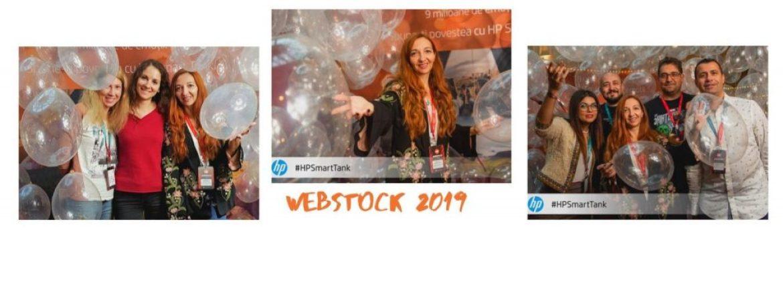 Bucuria, emotia ce insoteste Webstockul 2019