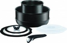 Set vase Tefal Ingenio Expertise L6509272 8 piese inductie