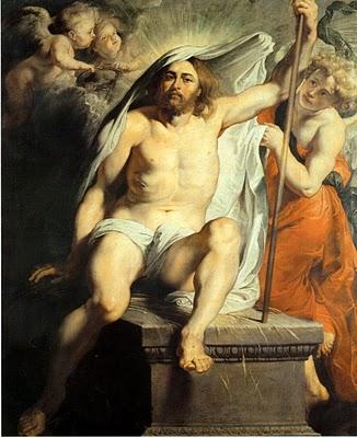 Peter Paul Rubens - Invierea lui Hristos, 1616
