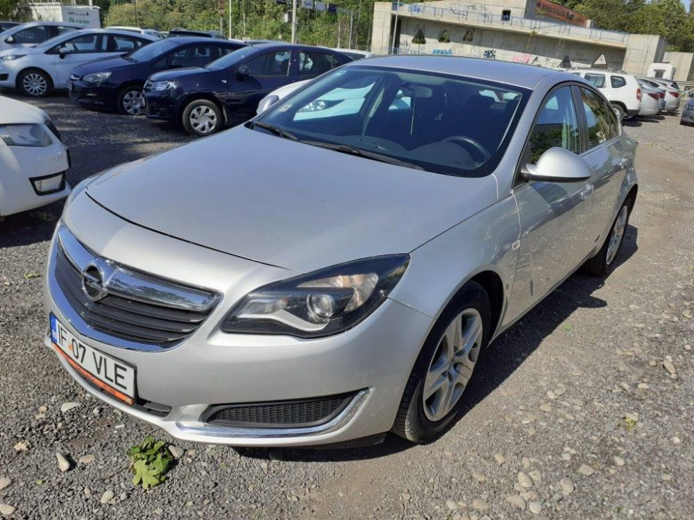 <strong>OPEL INSIGNIA 2016</strong><br>Diesel