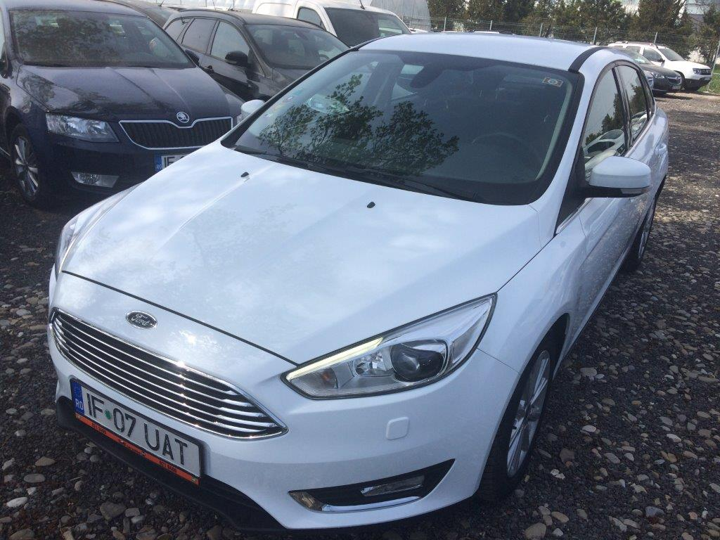 <strong>FORD FOCUS 2016</strong><br>Diesel