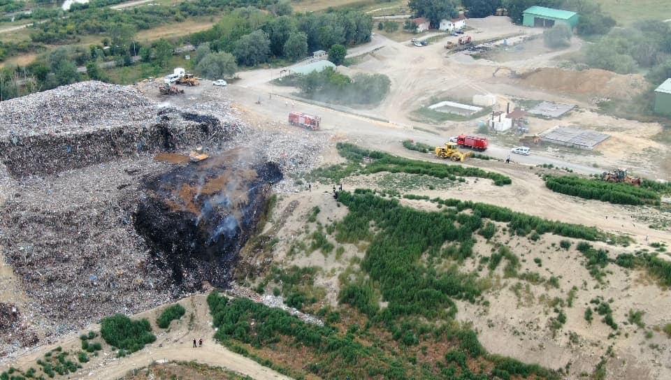 groapa de gunoi Craiova