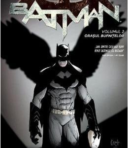 Batman Vol.2: Orasul bufnitelor – Scott Snyder, Greg Capullo