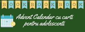 Advent Calendar cu carti pentru adolescenti (1)