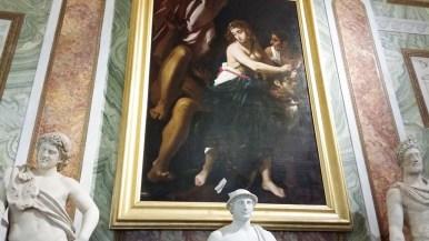 Galleria Borghese- Sala Silen 3
