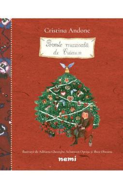 Poveste muzicala de Craciun - Cristina Andone, Adriana Gheorghe