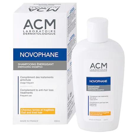 Sampon energizant ACM Novophane, 200 ml